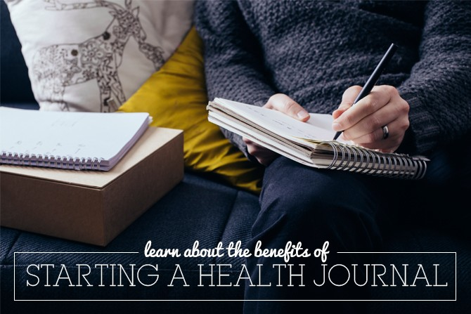 Starting a Health Journal